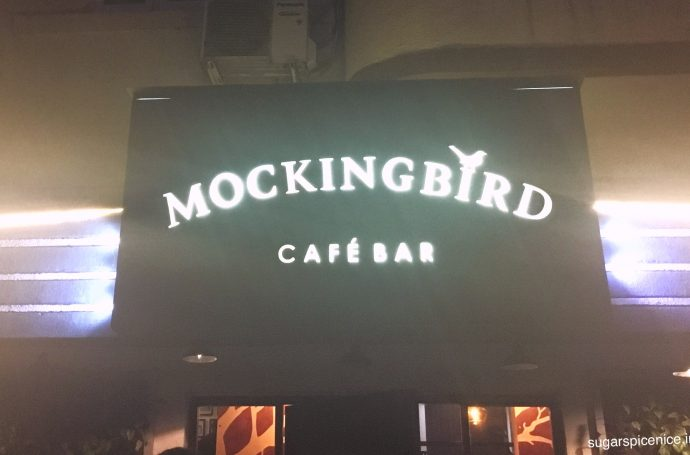 Mockingbird Cafe Mumbai
