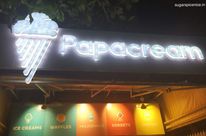 Papacream Oshiwara