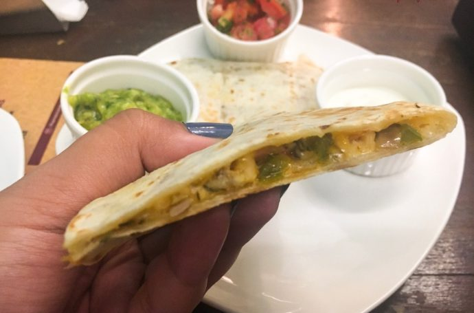 Mexican Express Quesadilla